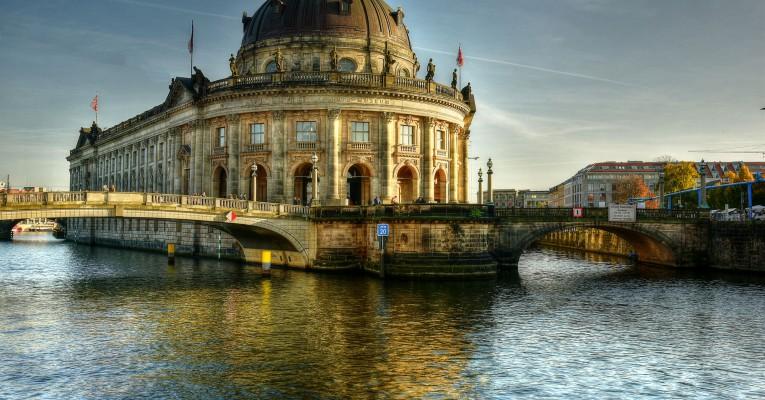 Berlin Fototouren: Bode Museum